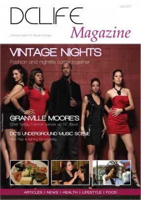 DCLife July 2011 Magazine