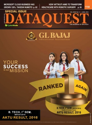 DataQuest June 2016 Magazine