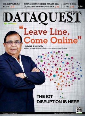 DataQuest July 2016 Magazine