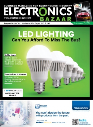 Electronics  Bazaar August 2016 Magazine