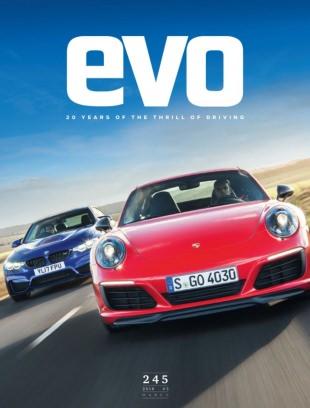 Evo March 2018 Magazine