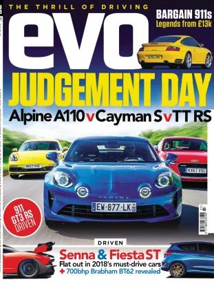 Evo July 2018 Magazine