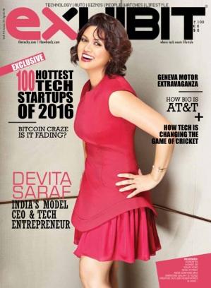 Exhibit April 2016 Magazine
