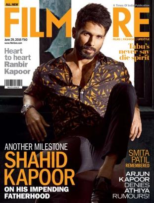 Filmfare June 29 2016 Magazine