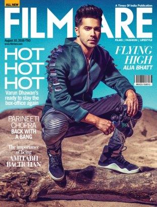 Filmfare August 10 2016 Magazine