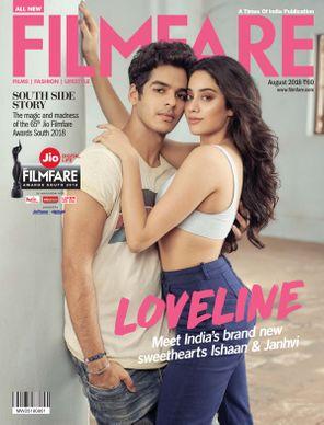 Filmfare August 2018 Magazine