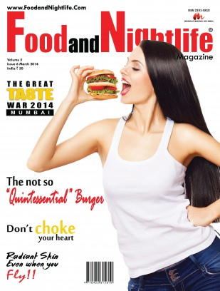 Food and Nightlife March 2014 Magazine
