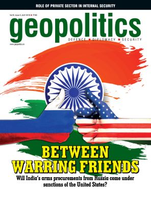 Geopolitics July 2018 Magazine