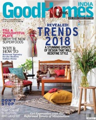 GoodHomes January 2018 Magazine