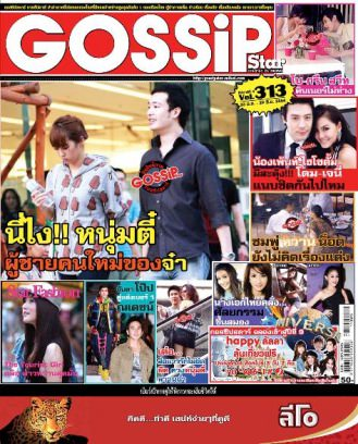 Gossip Star Vol 313 Magazine