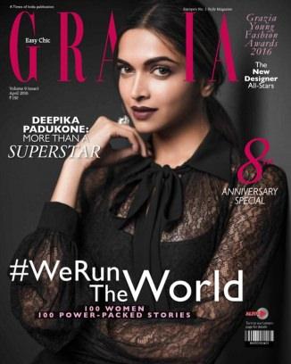 Grazia April 2016 Magazine
