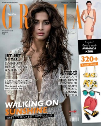 Grazia May 2016 Magazine