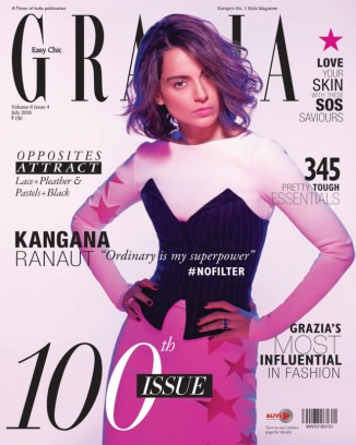 Grazia July 2016 Magazine