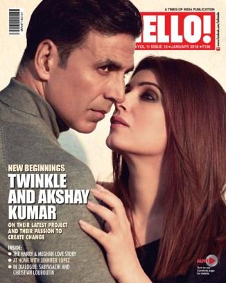 Hello! India January 2018 Magazine