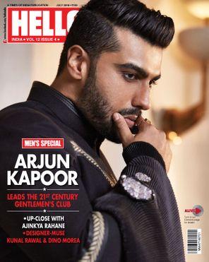Hello! India July 2018 Magazine