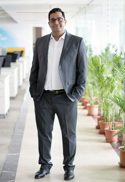 Image result for Vijay Shekhar Sharma
