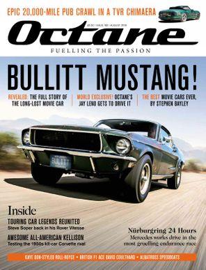Octane August 2018 Magazine