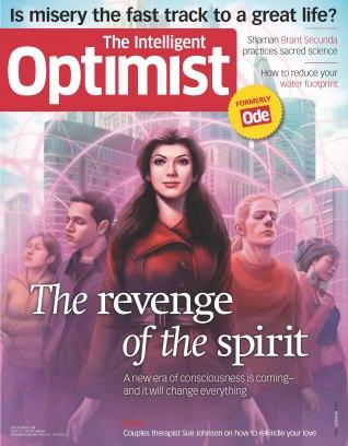 The Intelligent Optimist (formerly ODE magazine) January - February 2013 Magazine