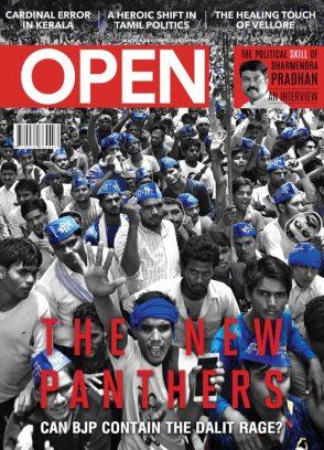 Open January 22, 2018 Magazine