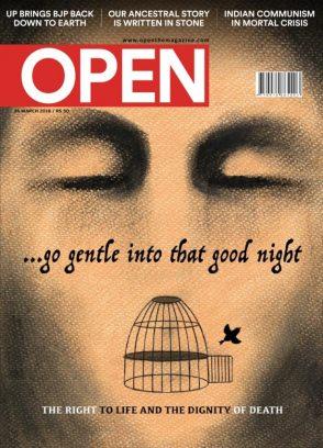 Open March 26, 2018 Magazine