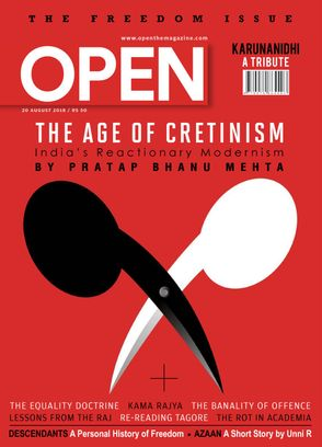 Open August 20, 2018 Magazine
