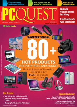 PCQuest February 2016 Magazine
