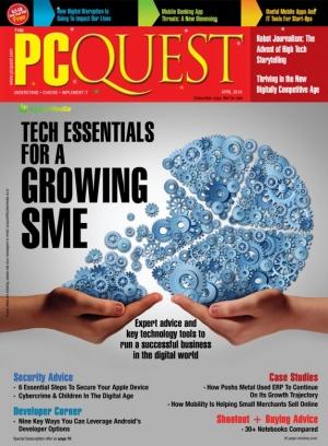 PCQuest April 2016 Magazine
