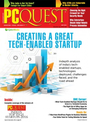 PCQuest July 2016 Magazine