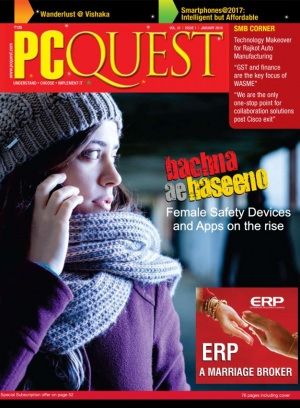 PCQuest January 2018 Magazine