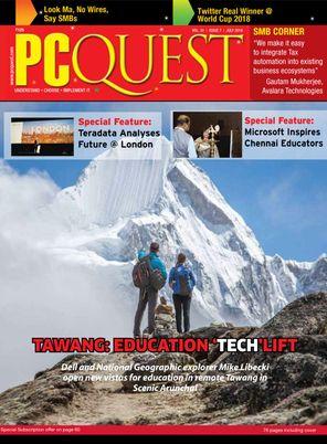 PCQuest July 2018 Magazine