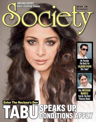 SOCIETY May 2018 Magazine