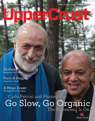 Upper Crust First Quarter 2016 Magazine