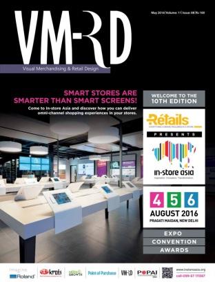 Visual Merchandising And Retail Design Magazine