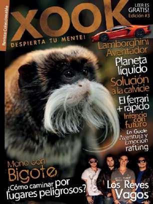 XOOK XOOK #3 Magazine