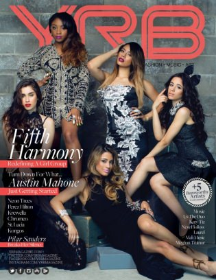 YRB Issue 1702, Summer Music Sizzle Issue- Fifth Harmony Magazine