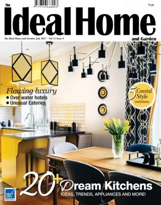 The Ideal Home and Garden India Magazine May 2017 issue Get