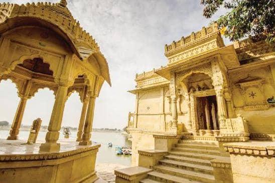 சுற்றுலா: தங்க நகரம் ஜெய்சல்மர்!