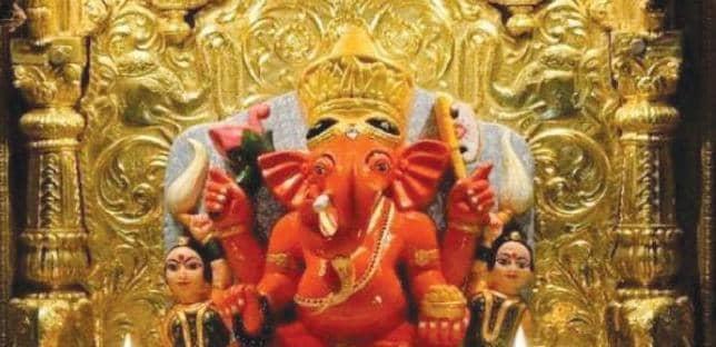 ராஜஸ்தானில் செந்தூர விநாயகர்!