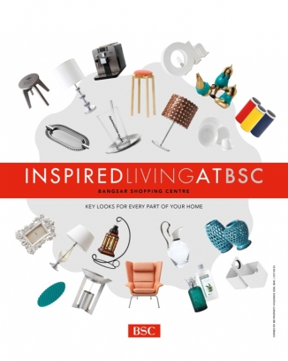 Home Decor Malaysia Magazine Inspired Living At Bsc Issue Get Your Digital Copy