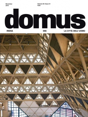 Domus India Magazine November 2016 Issue Get Your
