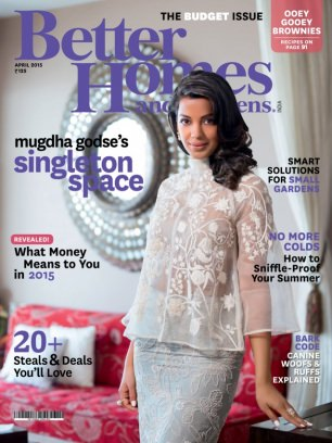 Better Homes Gardens India Magazine April 2015 Issue