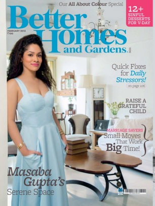 Better homes gardens india magazine february 2013 Better homes and gardens current issue
