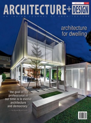 Architecture design magazine may 2017 issue get your for Architectural design magazine free download