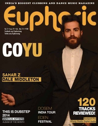 Euphoric magazine get your digital subscription for Euphoric house music