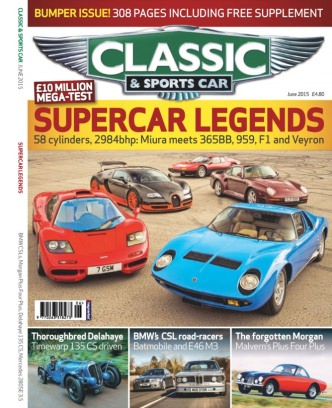 Classic Amp Sports Car Magazine June Issue Get Your Digital - Classic and sportscar magazine