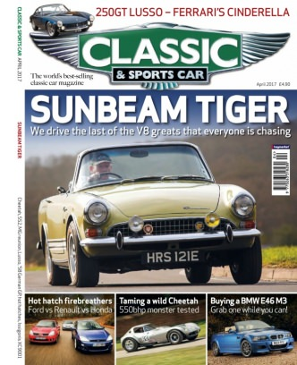 Classic Amp Sports Car Magazine April Issue Get Your - Sports cars magazine