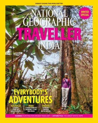 National Geographic Traveller India Magazine November 2016