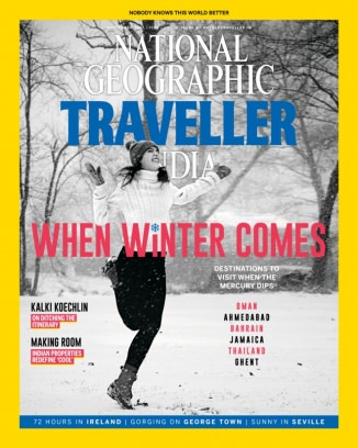 National Geographic Traveller Magazine Subscription India
