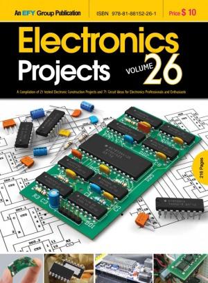 Electronics Projects Volume 26 Magazine Volume