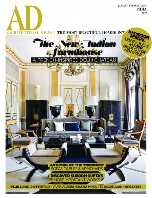 Ad Architectural Digest India Magazine January February 2014 Issue Get Your Digital Copy